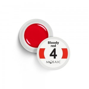 4. Bloody red